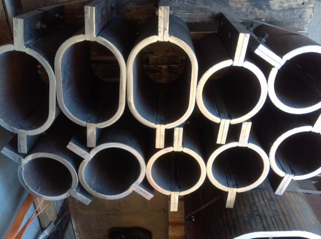 Bending and cutting CNC sheet metal
