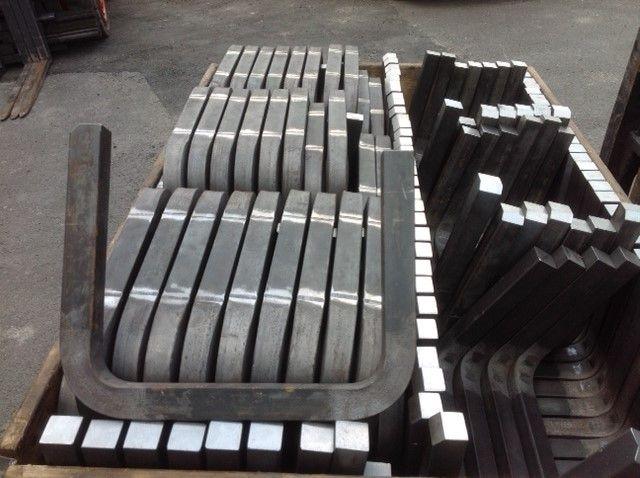 Gięcie Stali Aluminiowych, Gięcie Stali