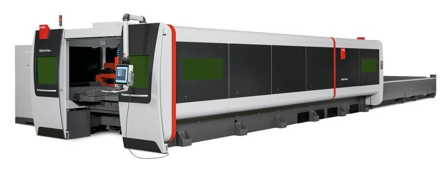 Wycinanie laserowe 2000×8000 Technologia CNC (Computerized Numerical Control)