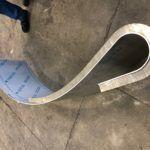 Walcowanie blach grubych - nietypowy element konstrukcji
