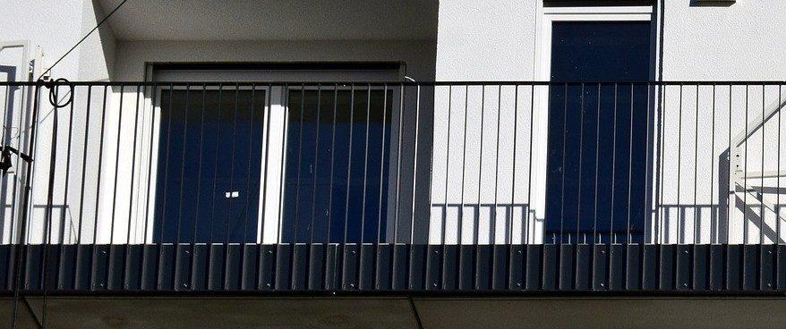 Balustrada - gięcie i spawanie laserowe, obróbka plastyczna metalu