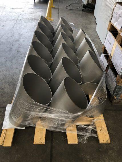 Walcowanie blach, Walcowanie Aluminium