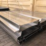 Gięcie blachy - gięcie stali i aluminium