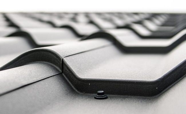 Dachówki, blacha dachowa gięta na prasach krawędziowych